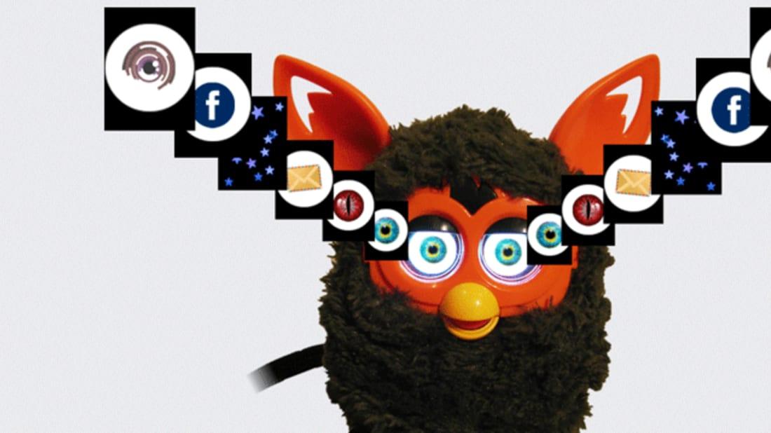 Open Furby via Facebook