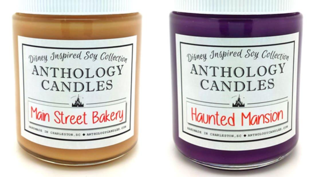 anthology candles, etsy