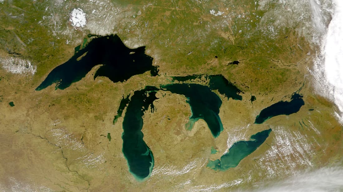 10 Deep Facts About the Great Lakes | Mental Floss