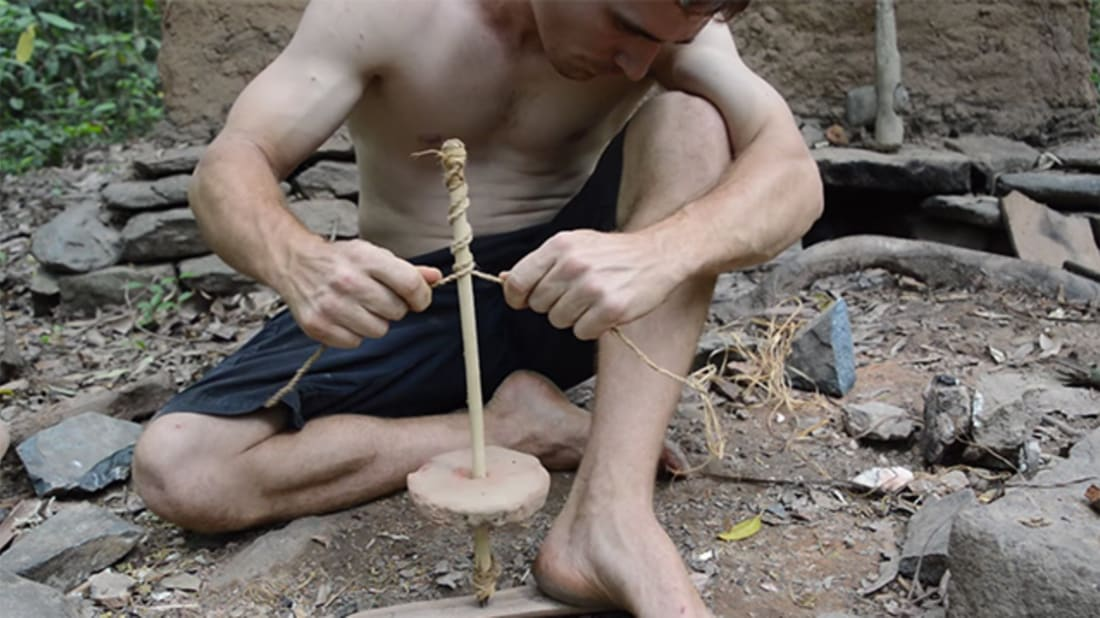 YouTube // Primitive Technology