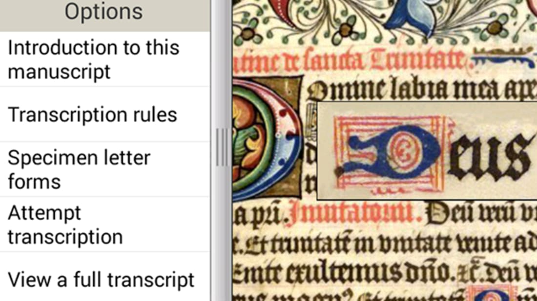 This App Helps You Decipher Medieval Handwriting | Mental Floss