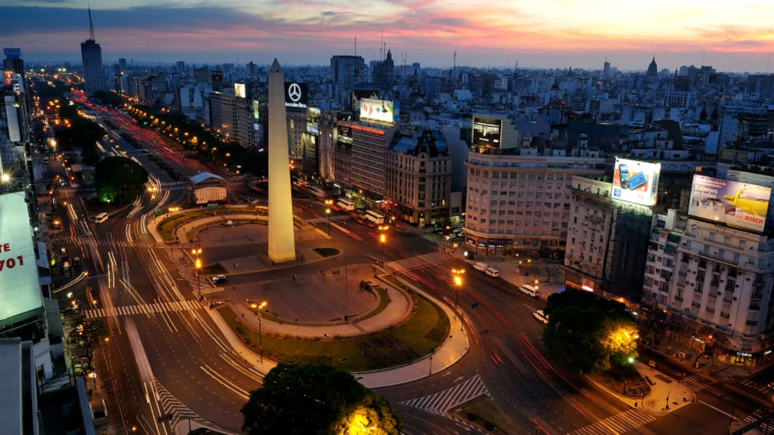 historical facts about argentina
