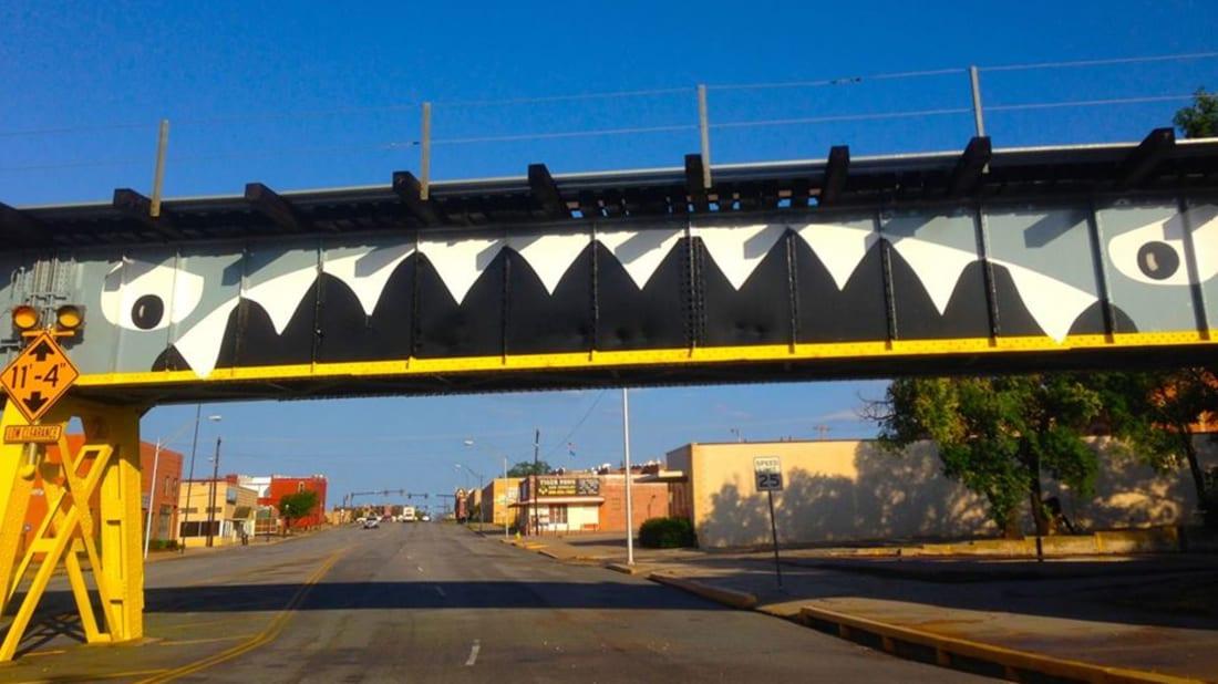 The East Maine Bridge via Facebook