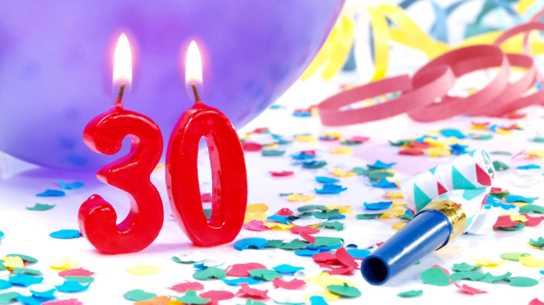 30 Things Turning 30 in 2016 | Mental Floss
