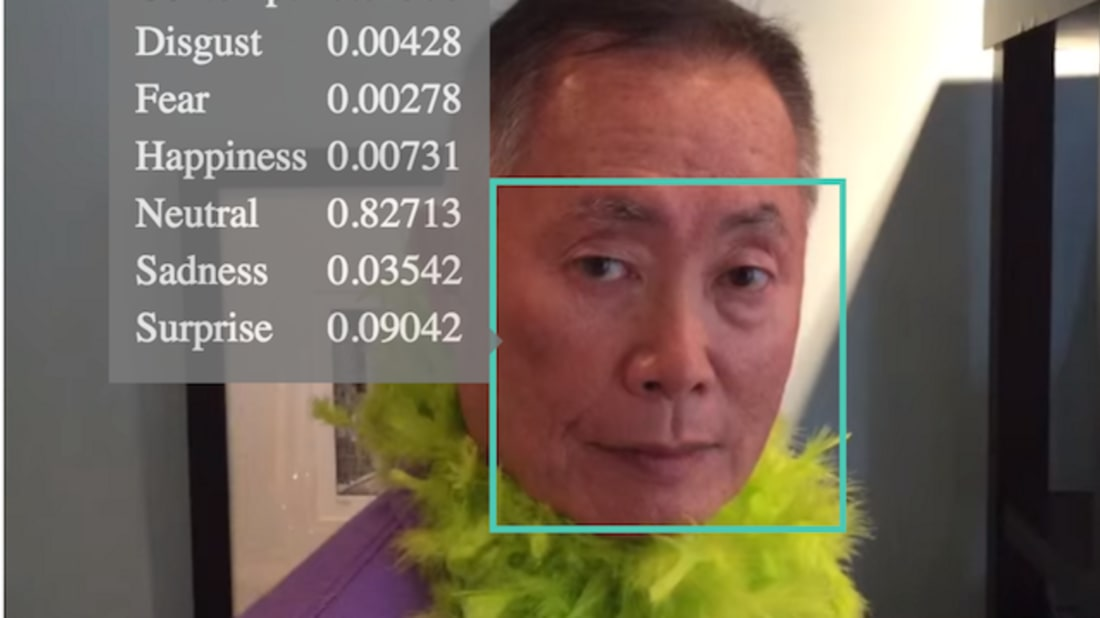 George Takei Presents on YouTube// Microsoft's Project Oxford