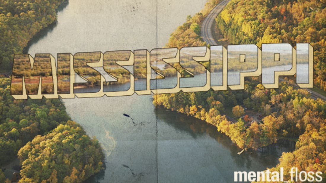 25 Major Facts About Mississippi | Mental Floss