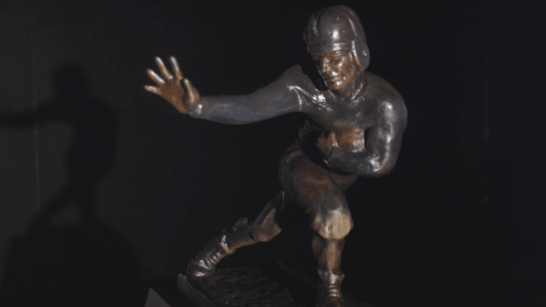 Where Do Heisman Winners Keep Their Trophies? | Mental Floss