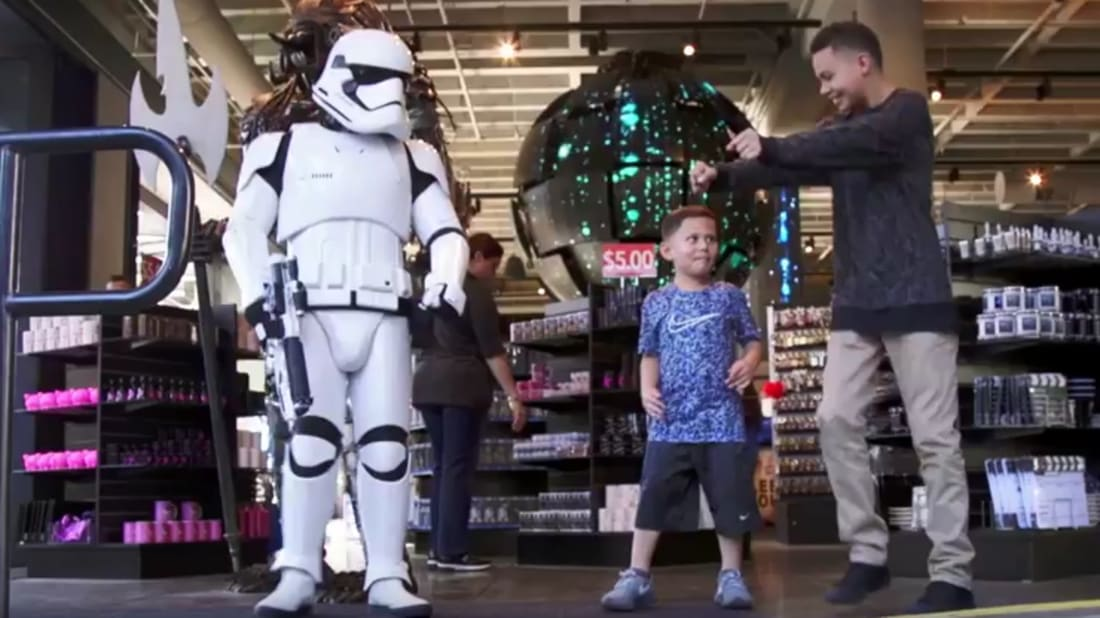 Star Wars at YouTube