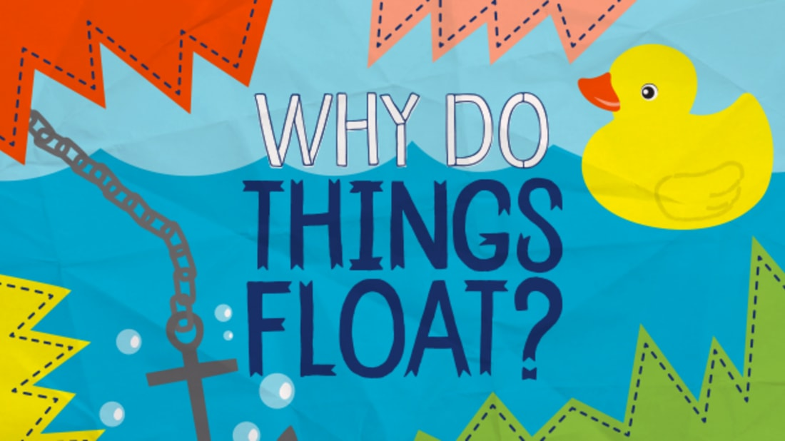 Why Do Things Float In Water Mental Floss