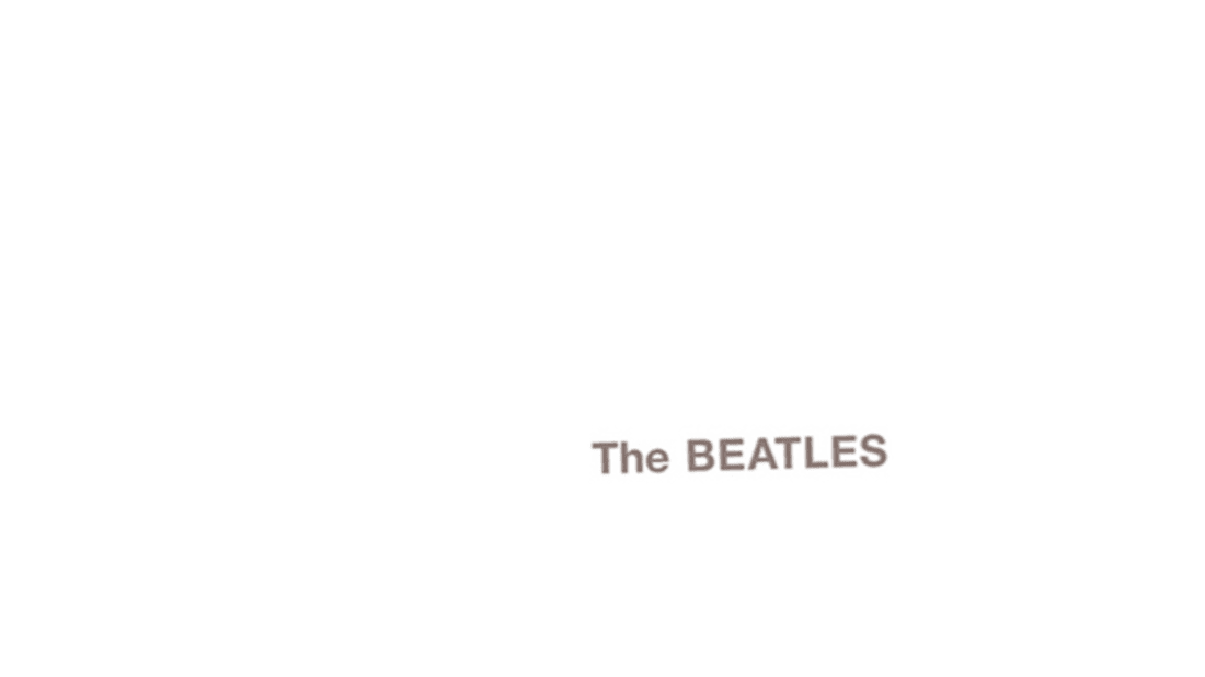 """TheBeatles68LP"" by Beat 768 - Own work. Licensed under Public Domain via Commons."