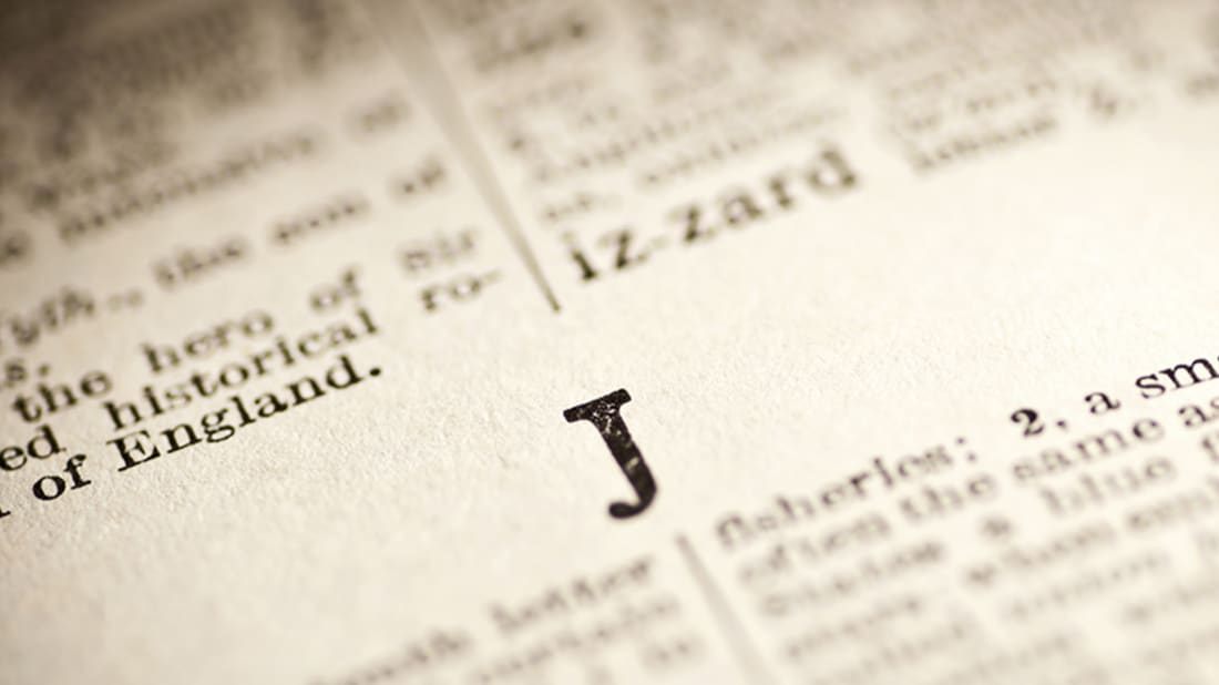 35 Joyous J-Words To Jazz Up Your Vocabulary | Mental Floss