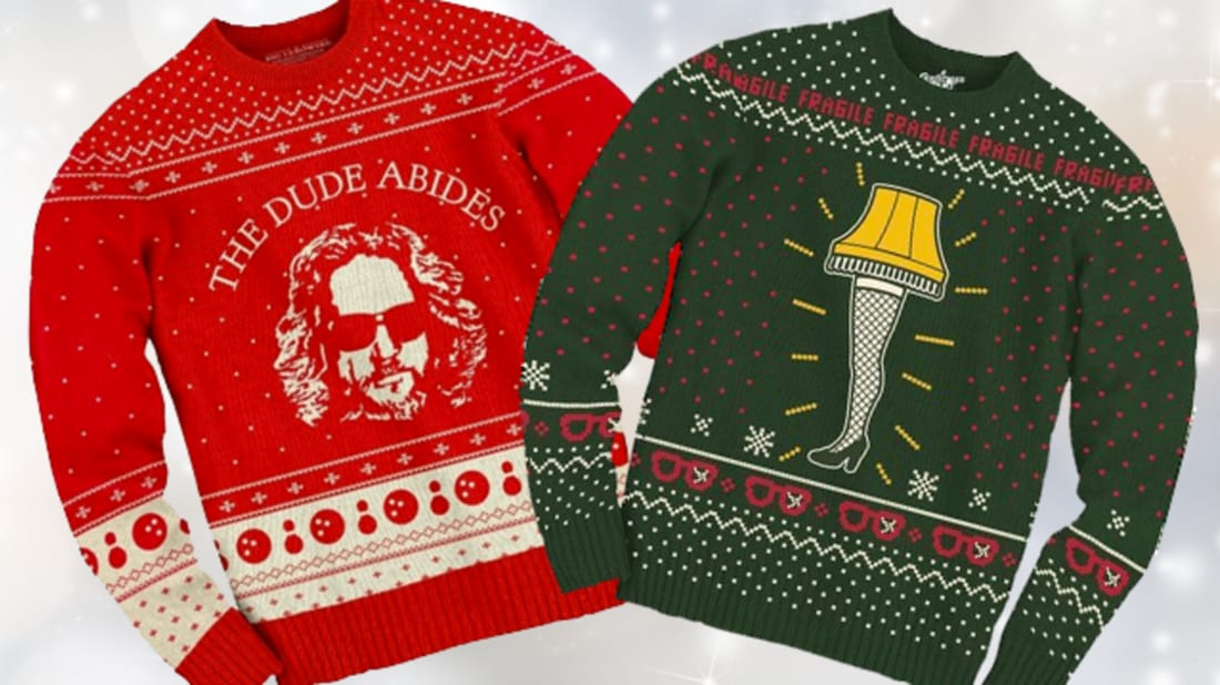 27 Amazing Options for Your Next Ugly Sweater Party