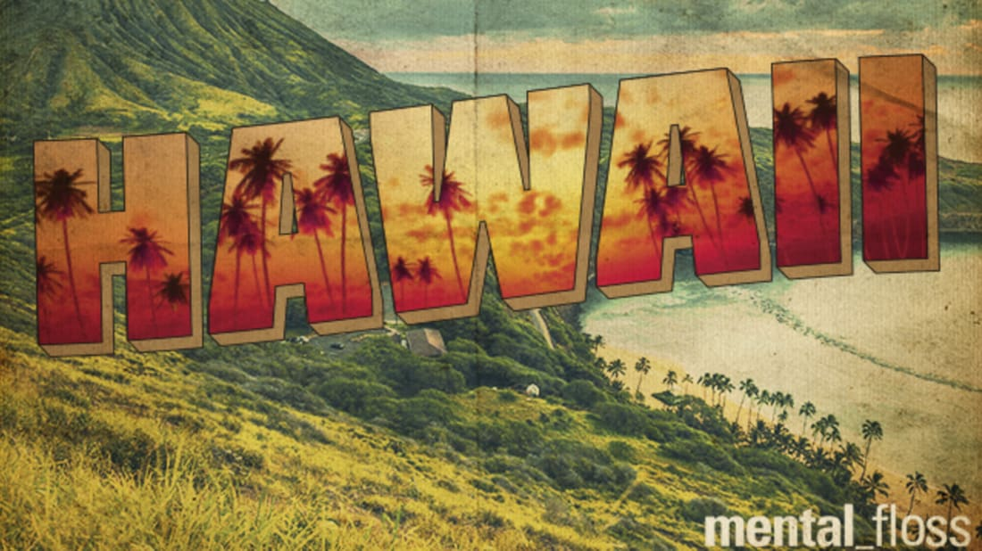 25 Breezy Facts About Hawaii | Mental Floss