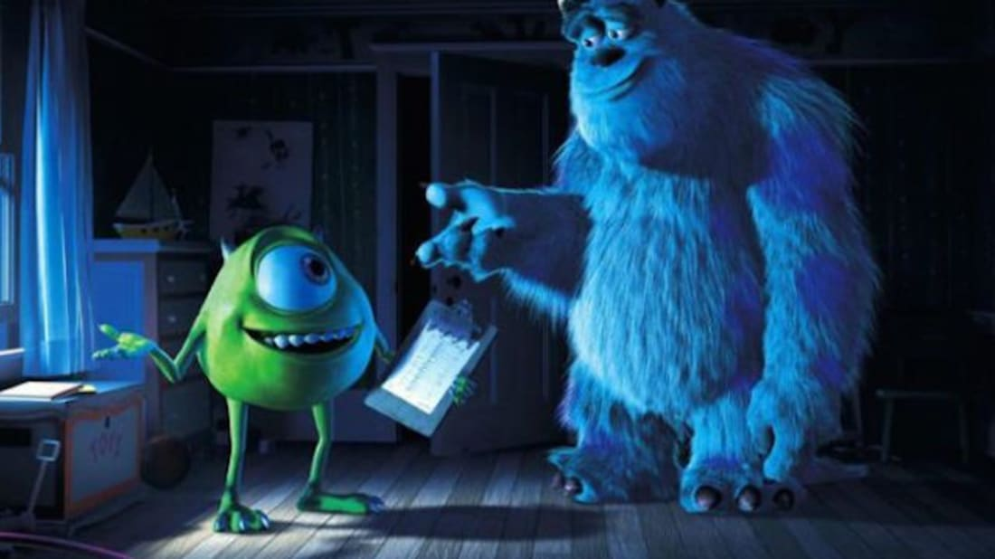 10 Not-So-Scary Facts About 'Monsters, Inc ' | Mental Floss