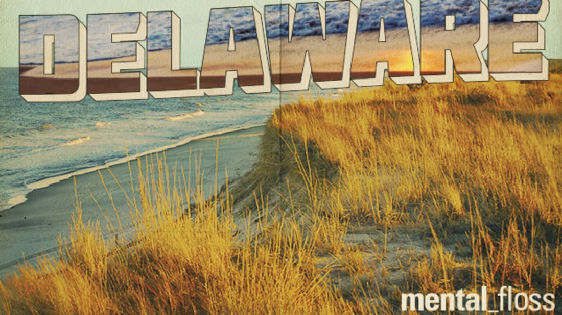25 Delightful Facts About Delaware | Mental Floss