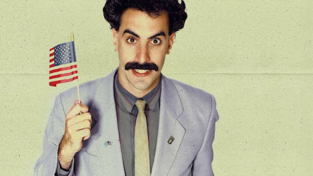 15 Very Nice Facts About 'Borat' | Mental Floss