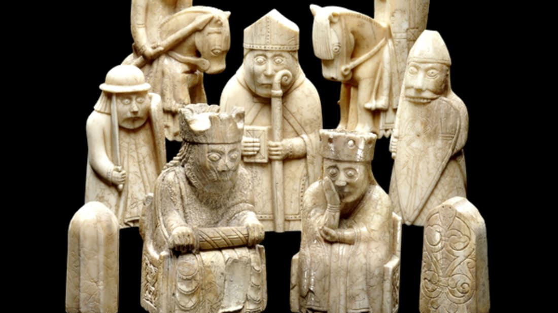 12 Berserk Facts About the Lewis Chessmen | Mental Floss