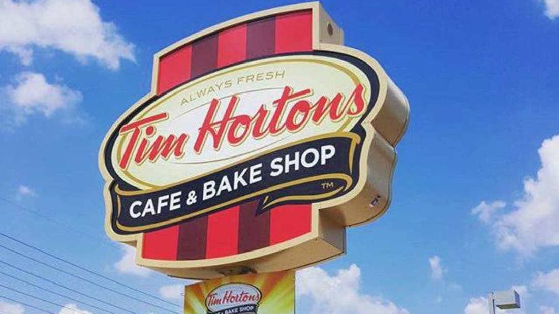 Facebook user, Tim Hortons Cafe and Bake Shop