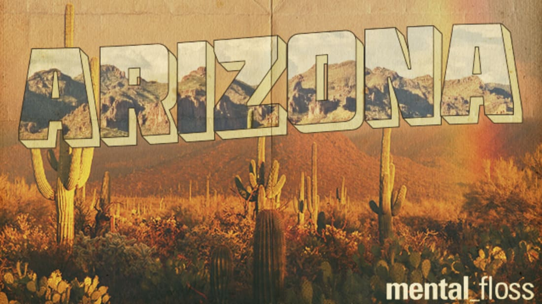 25 Grand Facts About Arizona | Mental Floss