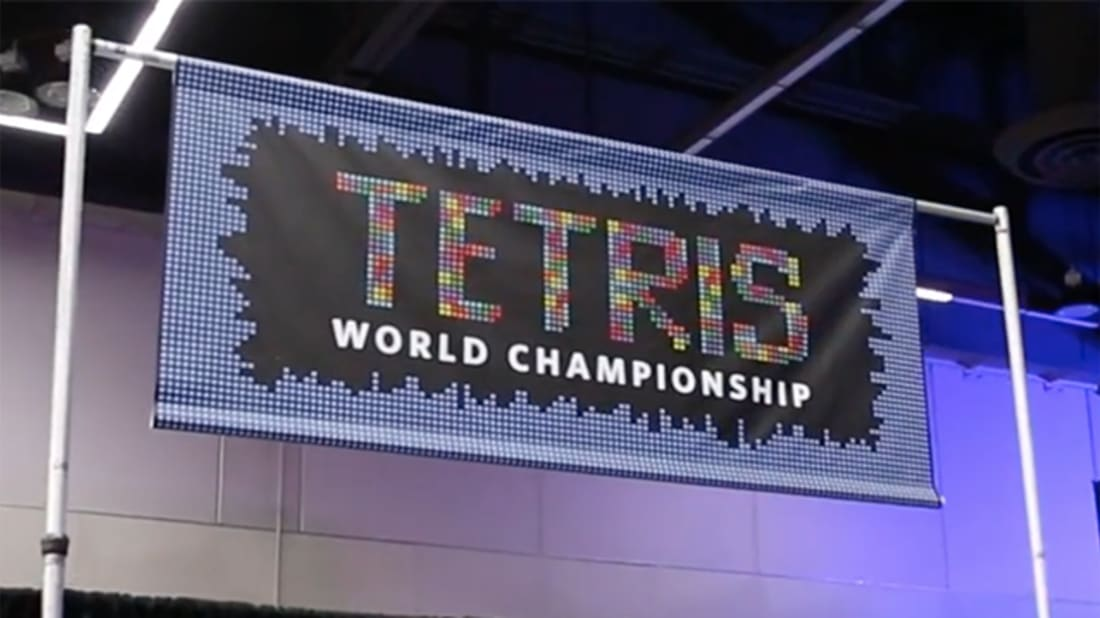 Stream The Classic Tetris World Championship Today! | Mental