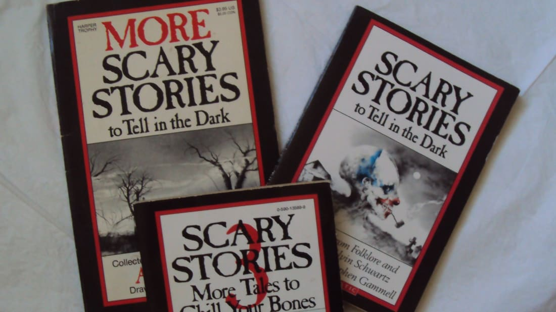 14 Terrifying Facts About 'Scary Stories to Tell in the Dark