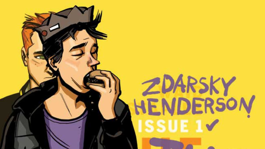 Chip Zdarsky/Archie Comics
