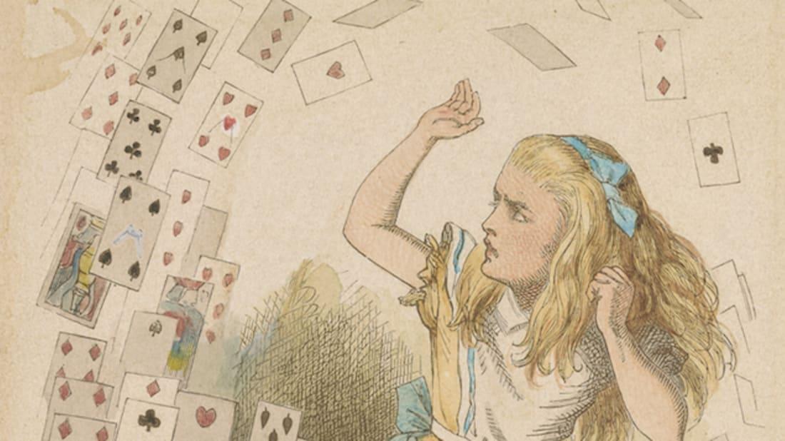 9fcbd37d6e20 10 Everyday Phrases Alice s Adventures in Wonderland Made Popular ...