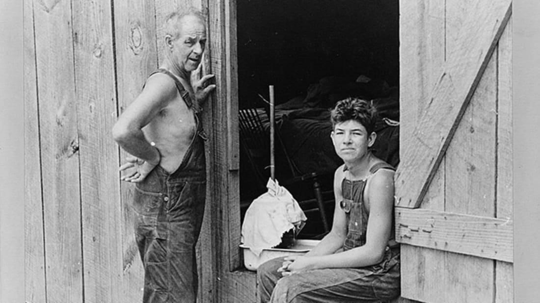 Arthur Rothstein, 1935