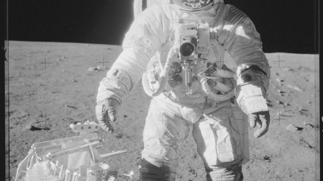 Project Apollo Archive // Public Domain