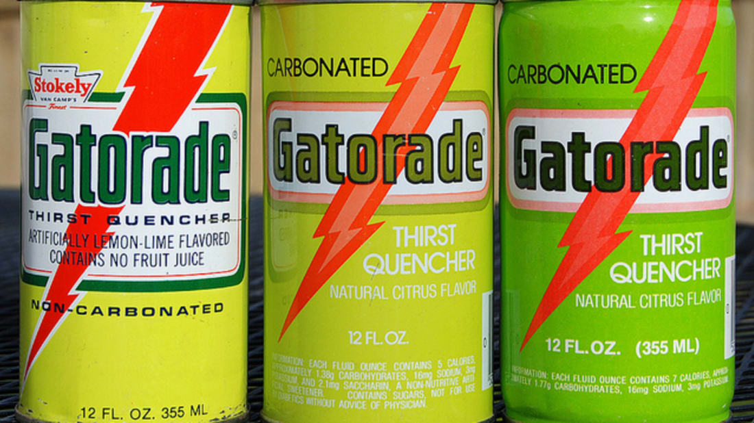 5dafdd47afc 10 Thirst-Quenching Facts About Gatorade | Mental Floss