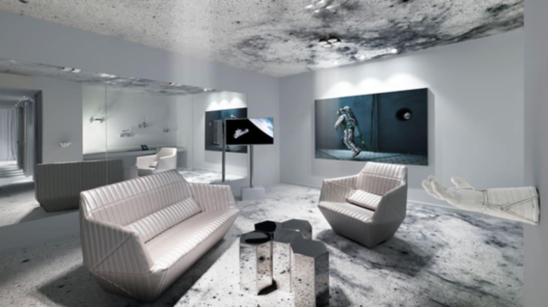 Michael Najjar via Kameha Grand Zurich Hotel