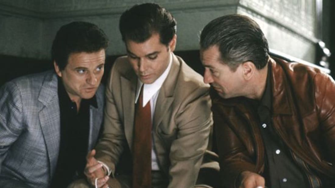 1606c560caf2 24 Things You Might Not Know About 'Goodfellas' | Mental Floss