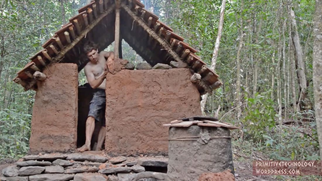 YouTube / Primitive Technology