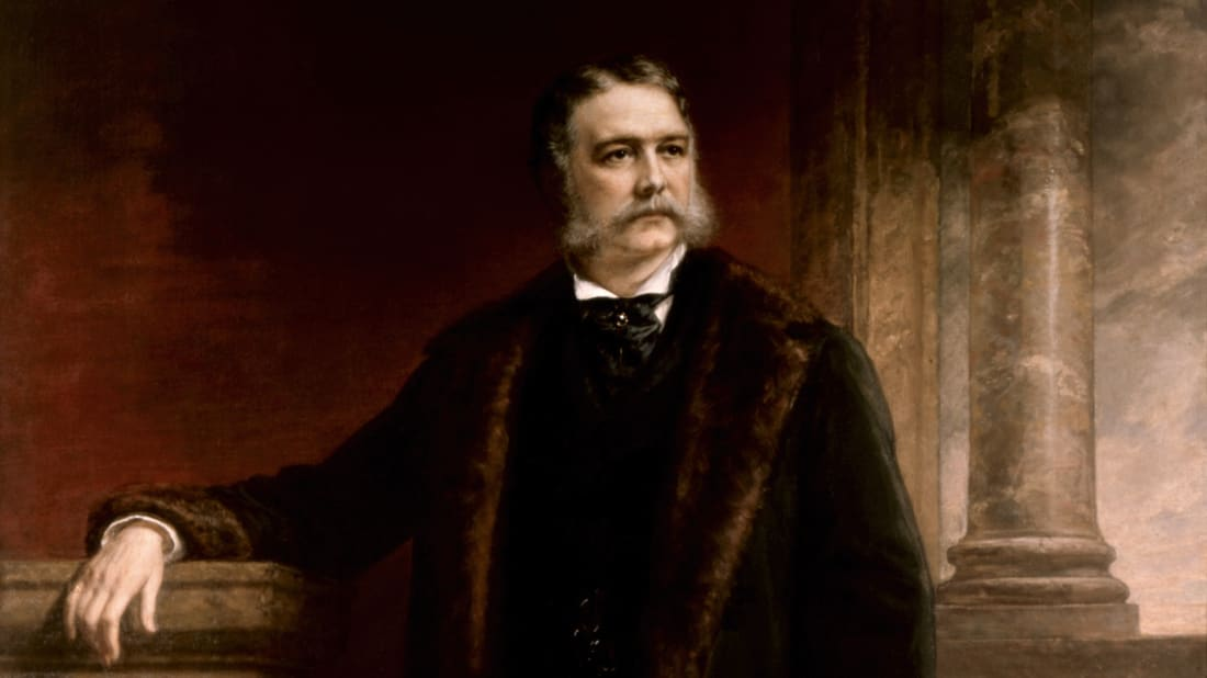 8 Things You Might Not Know About Chester A  Arthur | Mental Floss