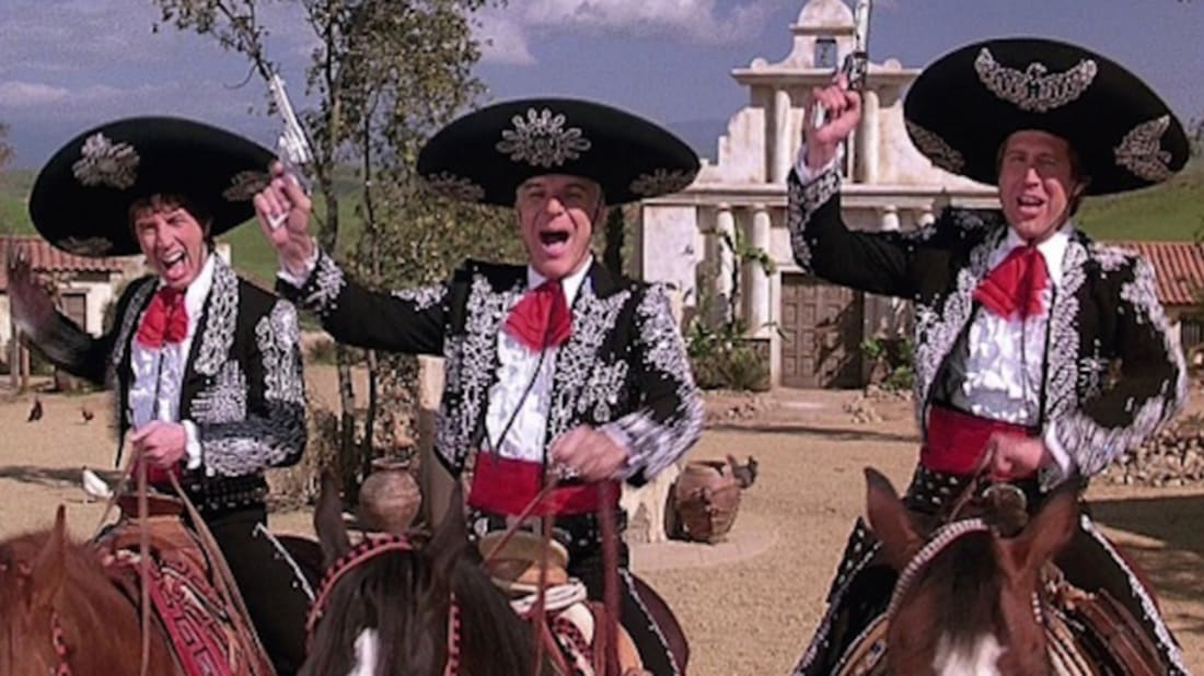 15 Infamous Facts About ¡Three Amigos! | Mental Floss