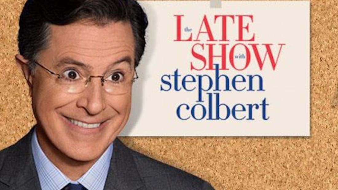 THE LATE SHOW WITH STEPHEN COLBERT / FACEBOOK
