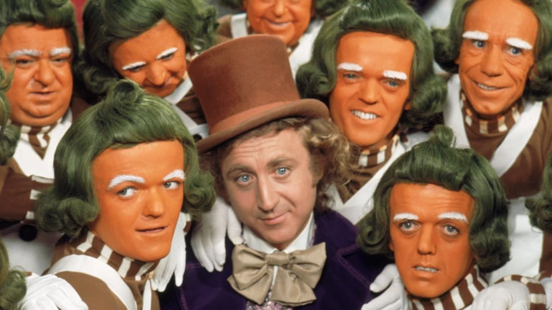 11 Wonderful Words From Willy Wonka And The Chocolate