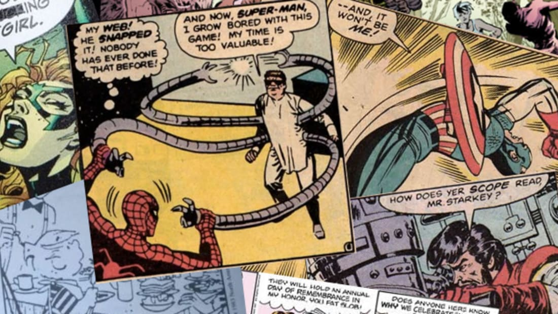 8 Memorable Comics Screw-Ups