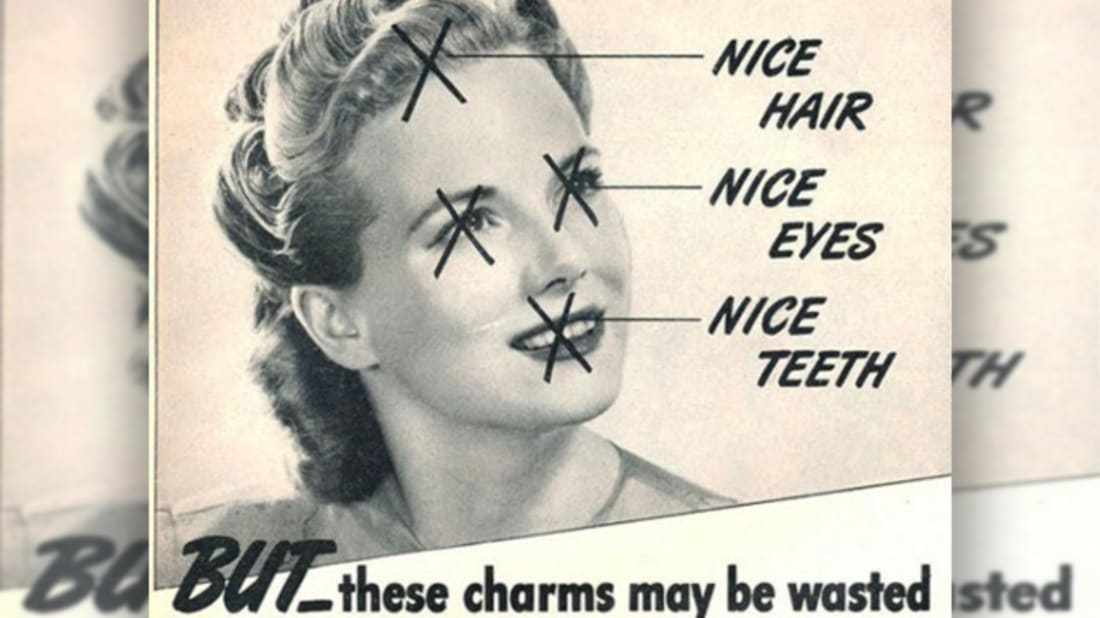 Selling Shame 40 Outrageous Vintage Ads Any Woman Would -6959