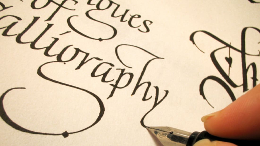 10 Secrets of the White House Calligraphers