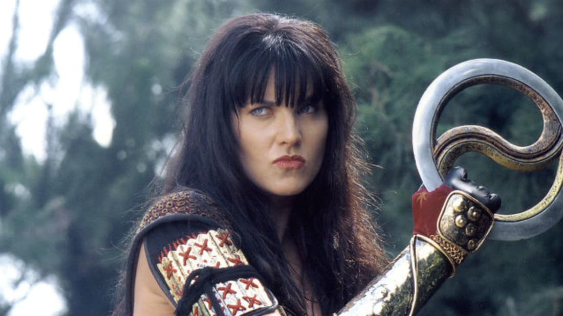 11 Fierce Facts About 'Xena: Warrior Princess' | Mental Floss