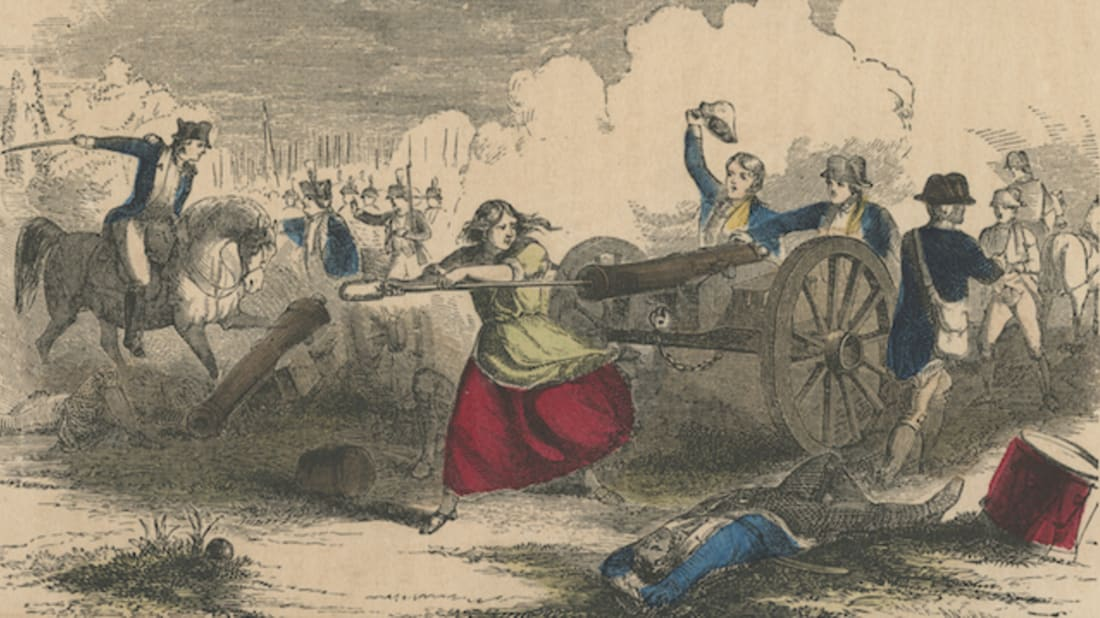 facts about women in the american revolution