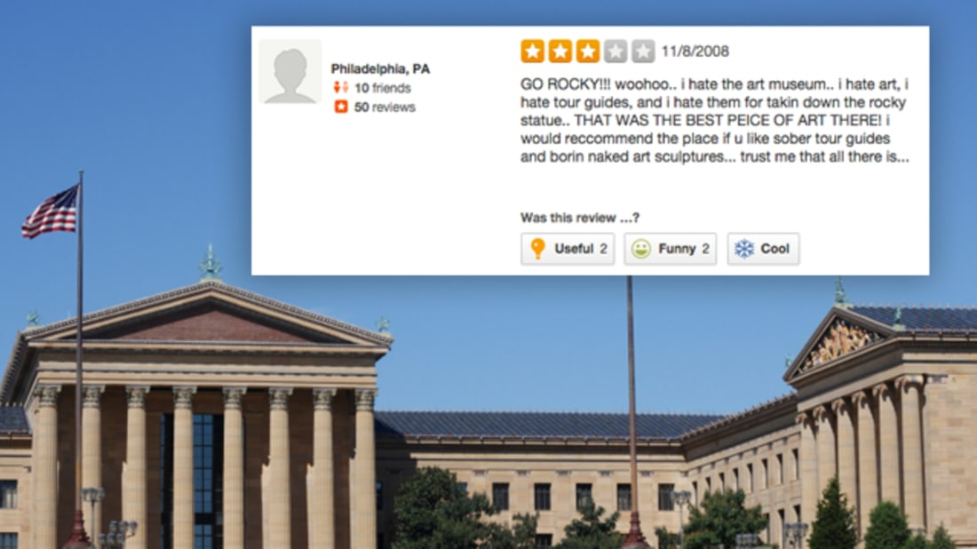 There Is No Yelp Why Parents Struggle >> 15 Hilariously Terrible Reviews Of Wonderful Museums Mental Floss