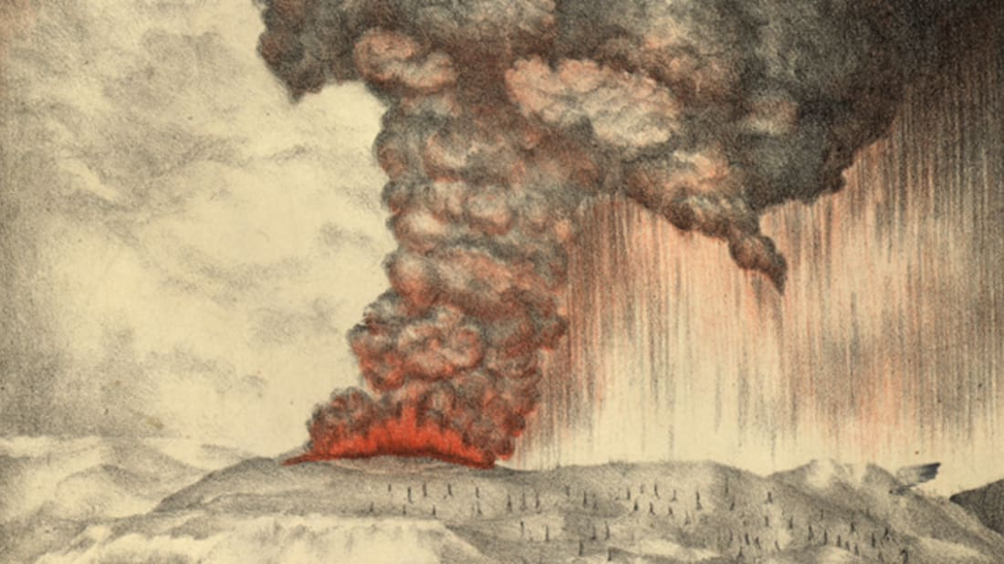 facts about krakatoa s eruption mental floss