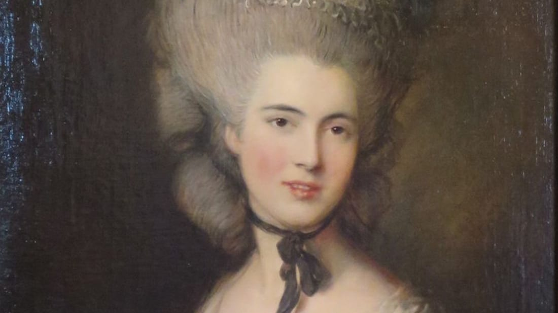 women in the 18th century france