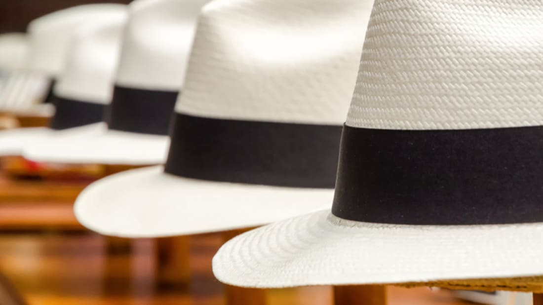 43cd4305f Weaving the Finest Panama Hat in History | Mental Floss