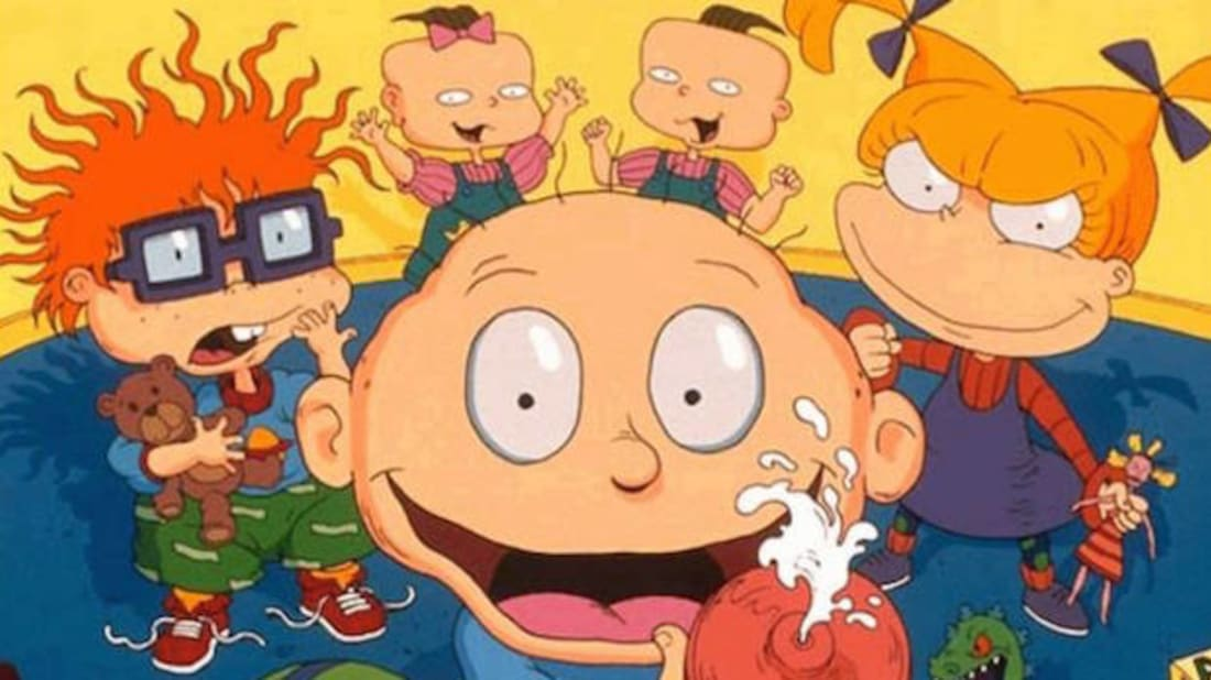 15 Fun Facts About Rugrats Mental Floss