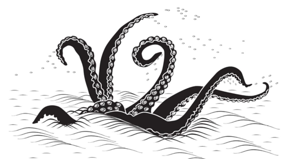 b5a8a88dea99 15 Kraken Facts and Myths to Unleash In Conversation | Mental Floss