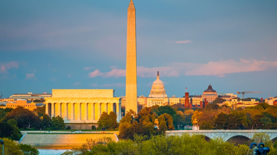 25 Things You Should Know About Washington, D.C.
