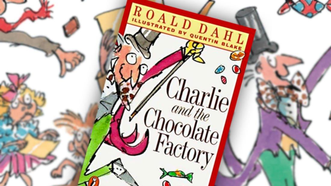 Chocolate Factory Book